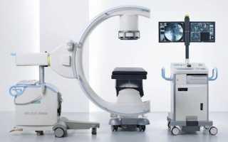 С дуга рентгеновская установка описание