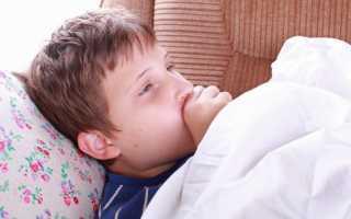 Воспаление крови дети причины