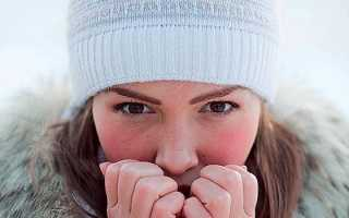 Анализы крови аллергия на холод