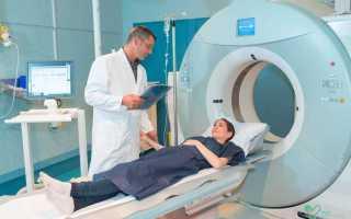 Обследование желудка и кишечника с помощью кт
