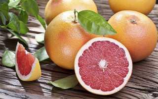 Разрешен ли грейпфрут при диабете