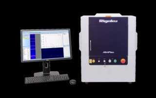 Энергодисперсионная рентгеновская спектроскопия