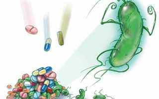 Анализ крови при приеме антибиотиков у ребенка