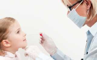 Расшифровка риноцитограммы у детей и взрослых, какая должна быть норма мазка из носа