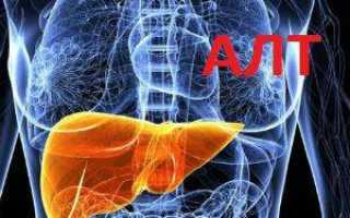 Алт и аст ниже нормы у женщин в крови