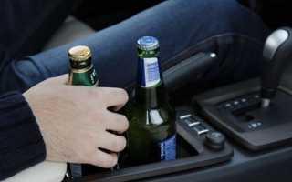 Допустимая норма алкоголя