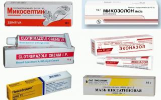 Симптомы и лечение мужского кандидоза: фото и средства
