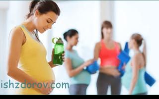 Календарь беременности. 34-я акушерская неделя