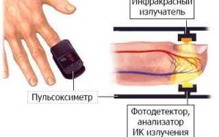 Норма кислорода в организме