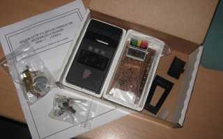 Выбор индивидуального дозиметра радиационного фона