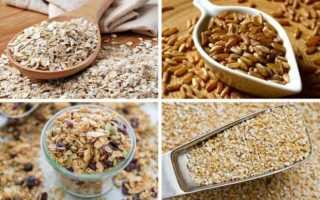 Овсянка при сахарном диабете: польза и вред