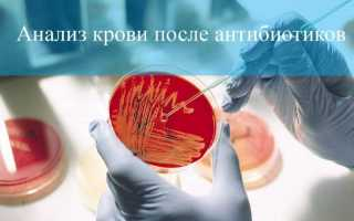 Влияют ли на анализ крови прием лекарства