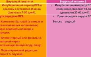Маркеры для диагностики гепатита от a до g