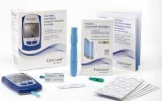 Измерение глюкозы в крови: портативный экспресс измеритель концентрации сахара и тест полоски