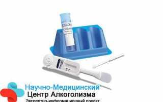 Никотиновая зависимость и тесты на курение