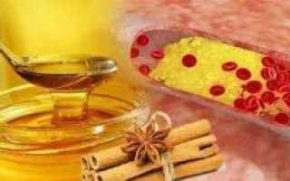 Мед и холестерин в крови норма